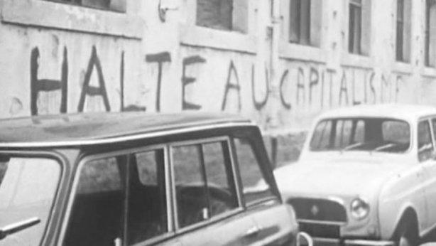 Mai 68 : les ouvriers font leur cinéma