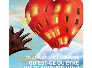 3e Journées des Justes au Chambon-sur-Lignon – 30 & 31 mai 2019