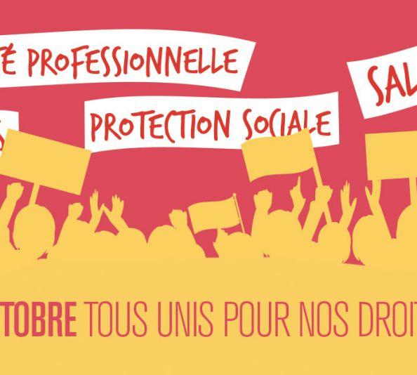 Journée d'action sociale
