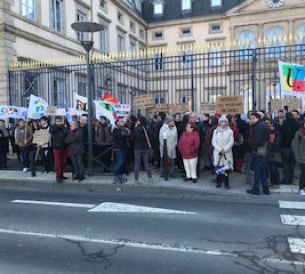 Solidarité : Une pétition des lycéens pour soutenir les familles