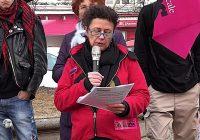 Manifestation contre la déchéance de nationalité, Le Puy 30 janvier 2016