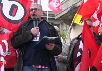 Intervention FO - manif 28/04/16
