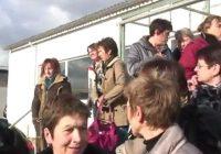 Lejaby - Visite N. Sarkozy