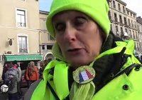 Le Puy-en-Velay, 05/12/19. Manifestation pour les retraites