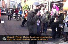 Mercredi 17 février, une manifestation pour Madama au Puy-en-Velay