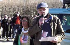 Mercredi 17 février, pour Madama au Puy-en-Velay, intervention d'Eric Durupt, en grève de la faim